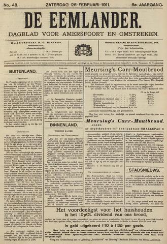 De Eemlander 1911-02-25