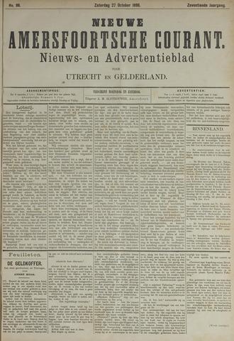 Nieuwe Amersfoortsche Courant 1888-10-27