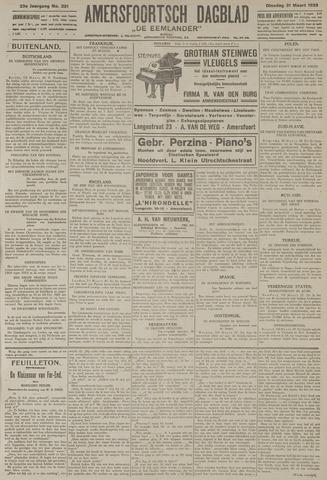 Amersfoortsch Dagblad / De Eemlander 1925-03-31