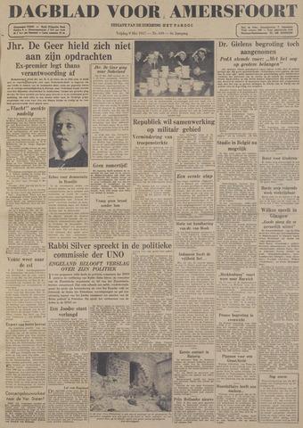 Dagblad voor Amersfoort 1947-05-09