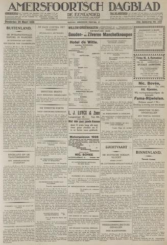 Amersfoortsch Dagblad / De Eemlander 1928-03-29