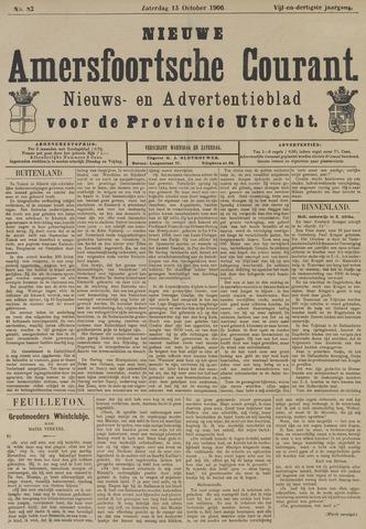Nieuwe Amersfoortsche Courant 1906-10-13