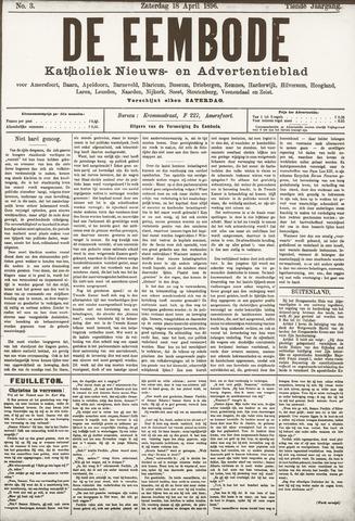 De Eembode 1896-04-18