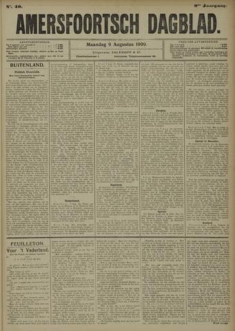 Amersfoortsch Dagblad 1909-08-09