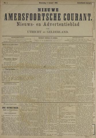 Nieuwe Amersfoortsche Courant 1888-01-04