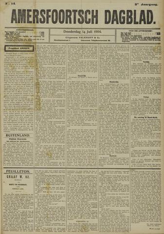 Amersfoortsch Dagblad 1904-07-14