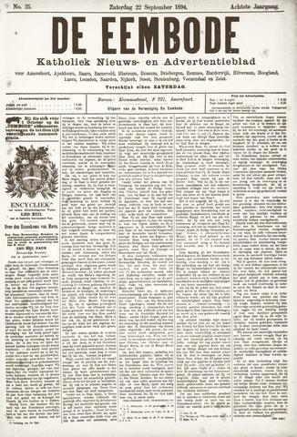 De Eembode 1894-09-22
