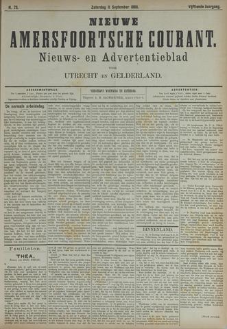 Nieuwe Amersfoortsche Courant 1886-09-11