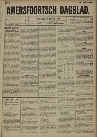 Amersfoortsch Dagblad 1912-01-24