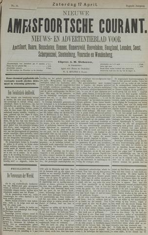 Nieuwe Amersfoortsche Courant 1880-04-17