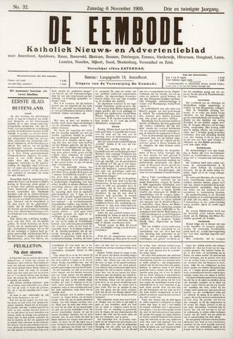 De Eembode 1909-11-06