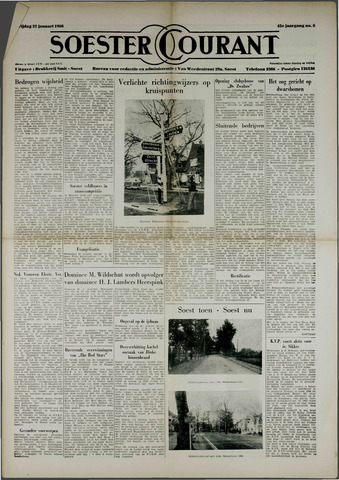 Soester Courant 1966-01-21