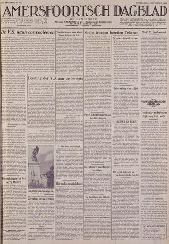 Amersfoortsch Dagblad / De Eemlander 1941-09-18