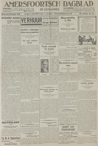 Amersfoortsch Dagblad / De Eemlander 1930-11-06