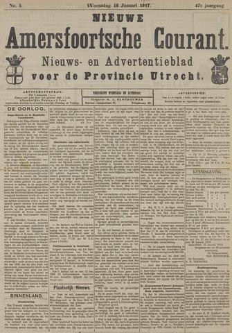 Nieuwe Amersfoortsche Courant 1918-01-16