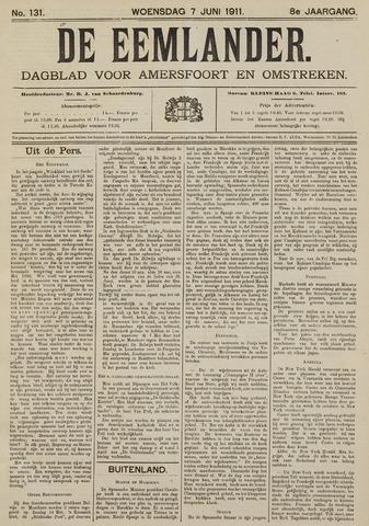 De Eemlander 1911-06-07