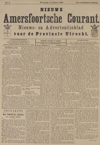 Nieuwe Amersfoortsche Courant 1905-01-11