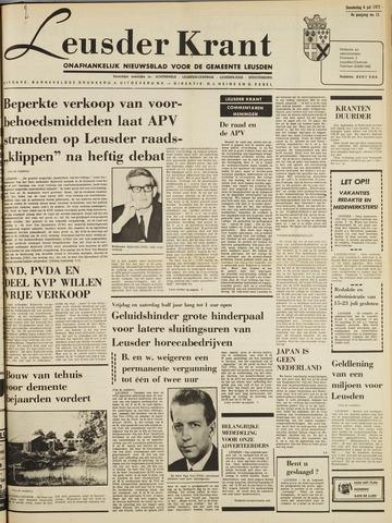 Leusder Krant 1972-07-06