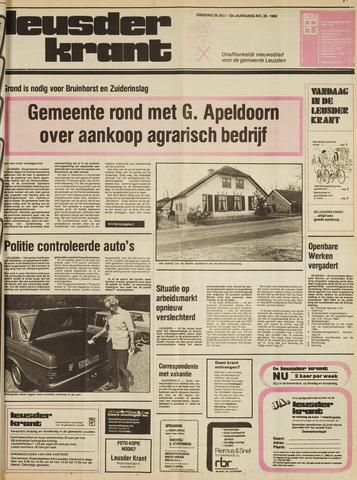 Leusder Krant 1980-07-29