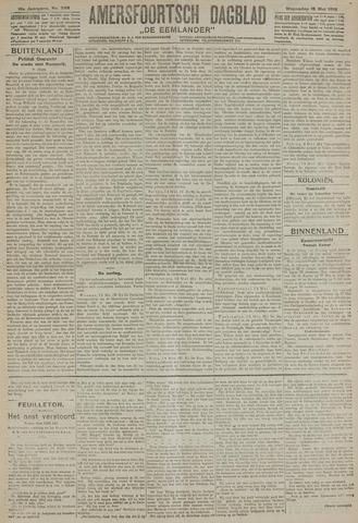 Amersfoortsch Dagblad / De Eemlander 1918-05-15