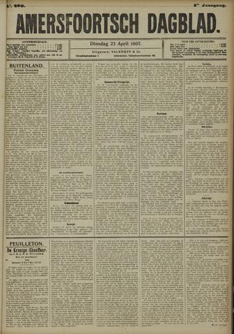 Amersfoortsch Dagblad 1907-04-23
