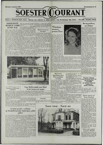 Soester Courant 1969-08-05