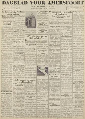 Dagblad voor Amersfoort 1947-03-20