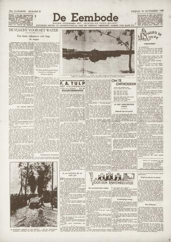 De Eembode 1939-09-29