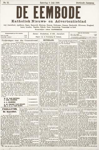 De Eembode 1899-07-08