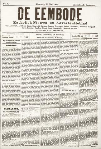 De Eembode 1903-05-30