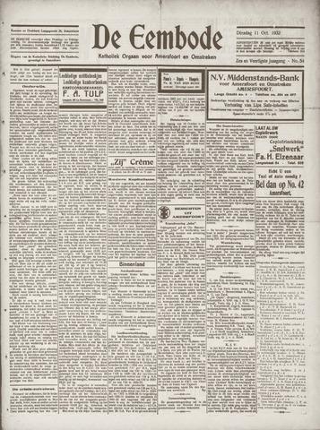 De Eembode 1932-10-11