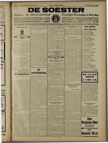 De Soester 1934-02-14