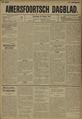 Amersfoortsch Dagblad 1911-03-28
