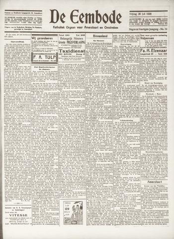 De Eembode 1935-07-26