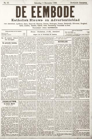 De Eembode 1899-12-09