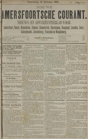 Nieuwe Amersfoortsche Courant 1881-10-12