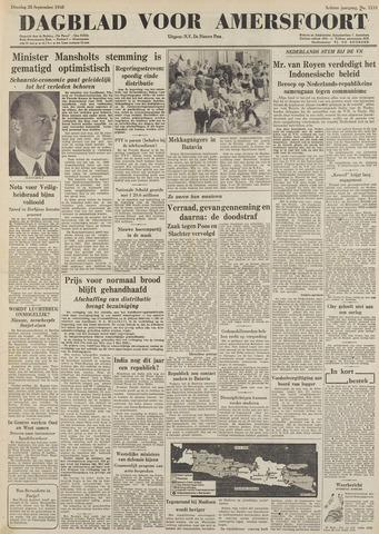 Dagblad voor Amersfoort 1948-09-28