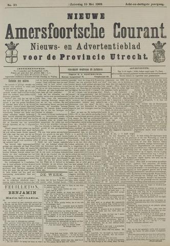 Nieuwe Amersfoortsche Courant 1909-05-15