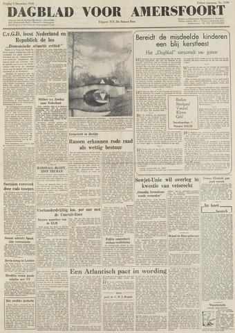 Dagblad voor Amersfoort 1948-12-03