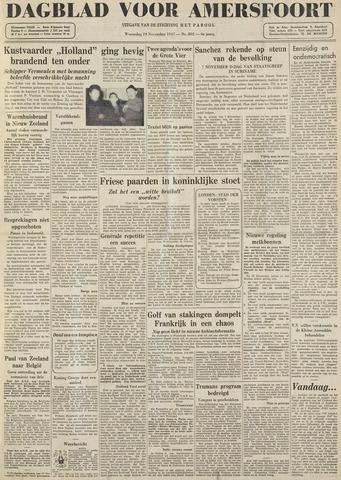 Dagblad voor Amersfoort 1947-11-19