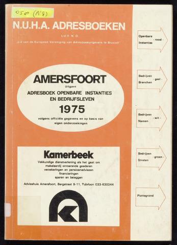 Adresboeken Amersfoort 1975