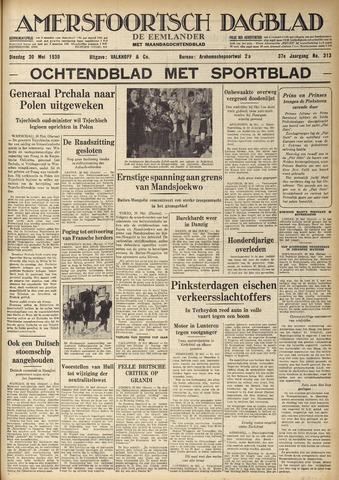 Amersfoortsch Dagblad / De Eemlander 1939-05-30