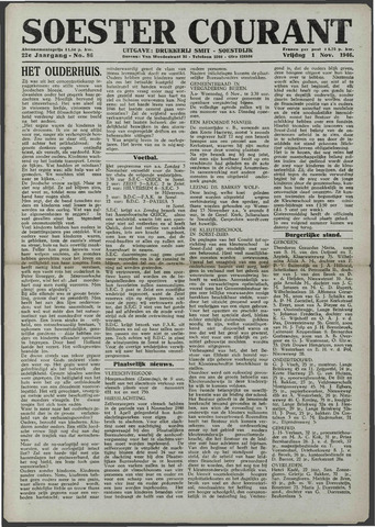 Soester Courant 1946-11-01
