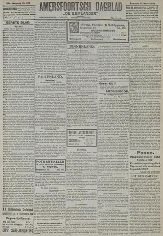 Amersfoortsch Dagblad / De Eemlander 1922-03-25