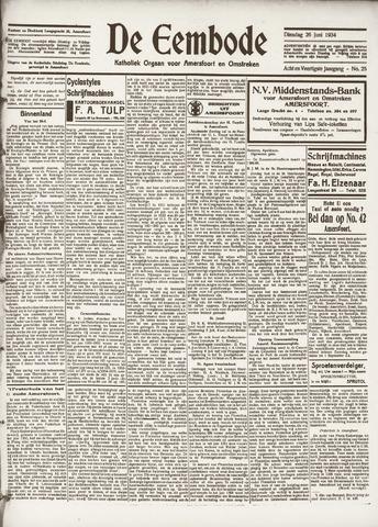 De Eembode 1934-06-26