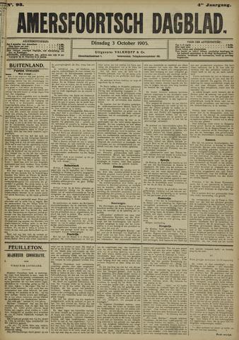 Amersfoortsch Dagblad 1905-10-03