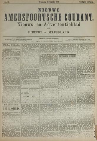 Nieuwe Amersfoortsche Courant 1891-12-09