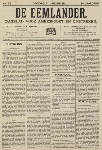 De Eemlander 1911-01-31