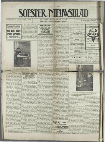 Soester Courant 1925-10-09