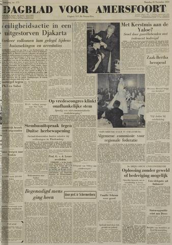 Dagblad voor Amersfoort 1950-11-20